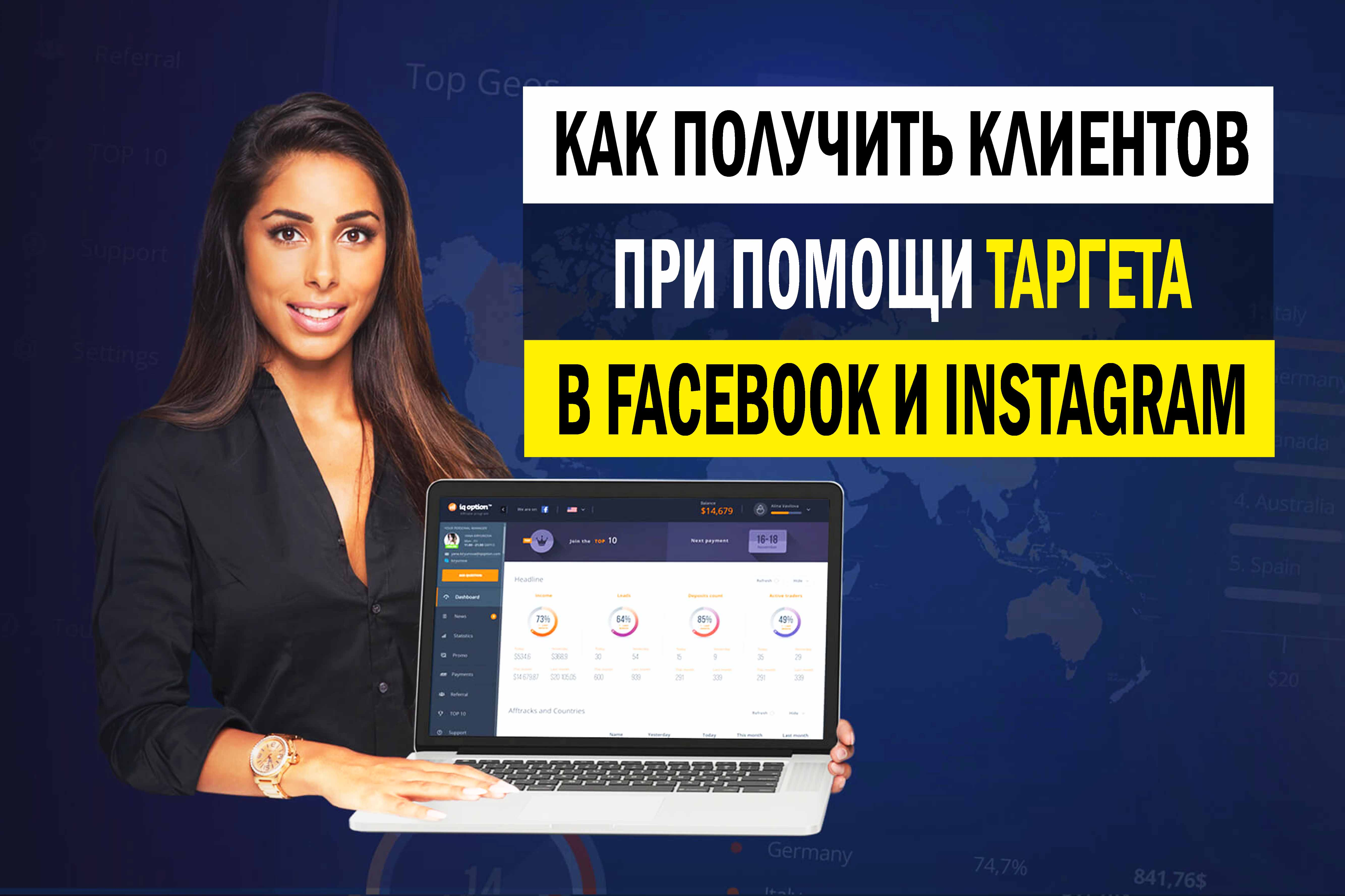 Подробности по правильной и результативной настройке таргетированной рекламы в Фейсбук и Инстаграм